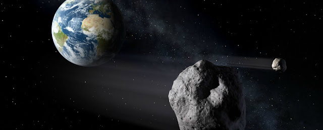 Latest News Next month an asteroid will pass so close-to Earth, we might see it in the- sky