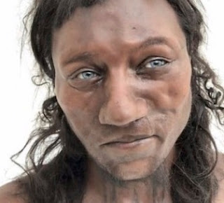 Cheddar man-ricostruzione facciale