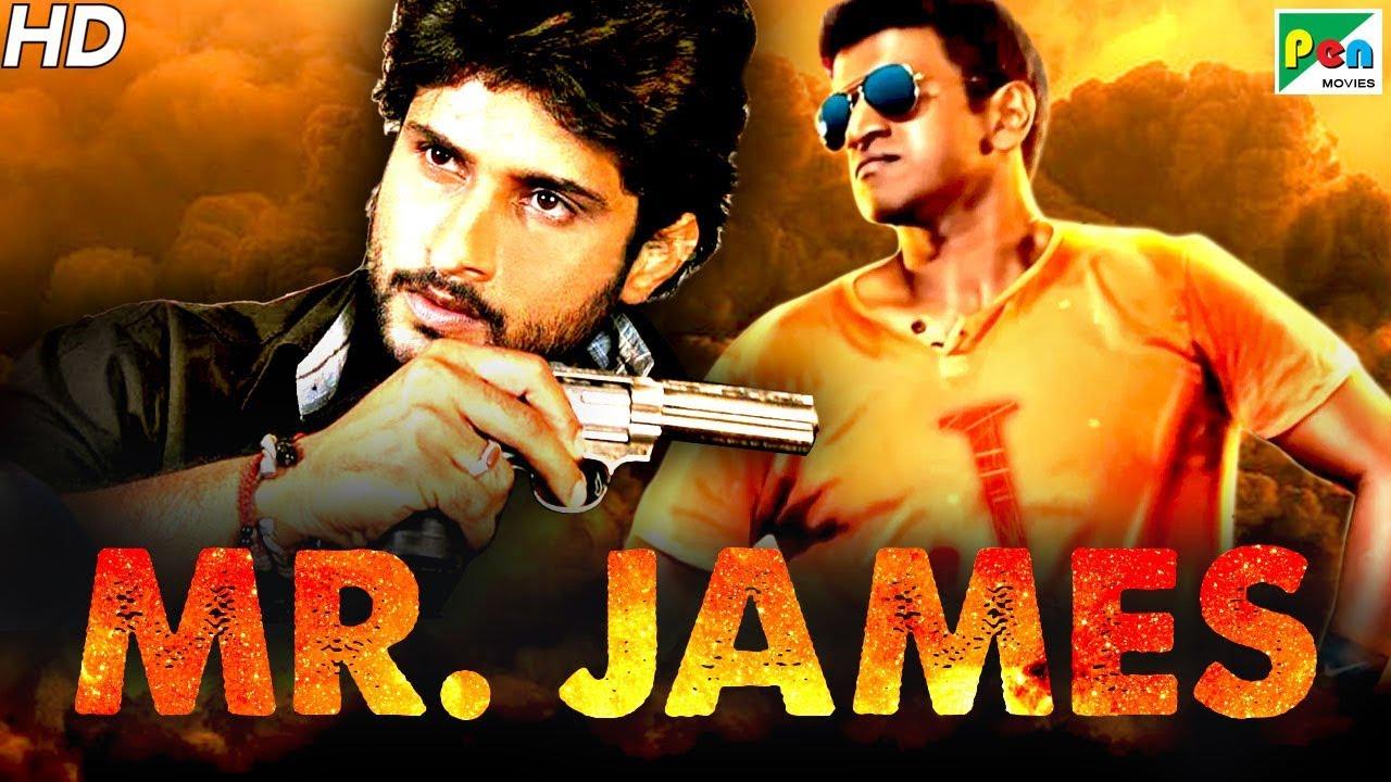 Mr. James 2019 Hindi Dubbed 720p HDRip 999MB