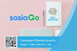 Cara Mudah Terpilih dan Mendapat Task dari Campaign Offering SosiaGo