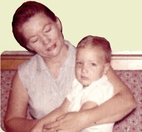 Mom and Me. Full picture on Facebook.