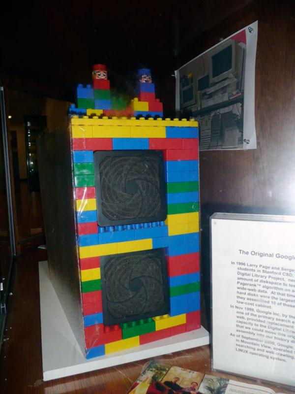 Lego sebagai casing hardisk