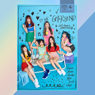 GFRIEND - Sunny Summer Albümü