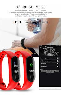 braccialetto orologio smartwatch