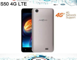 Cara Flash Advan S50 4G i5G Firmware Official CPB dan PAC File Tested