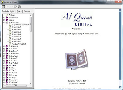 Download Al-Qur'an Digital Untuk PC dan Laptop
