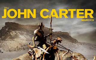 John Carter Character Alien with Sword HD Wallpaper