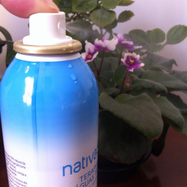 Água Termal Nativa SPA - O Boticário