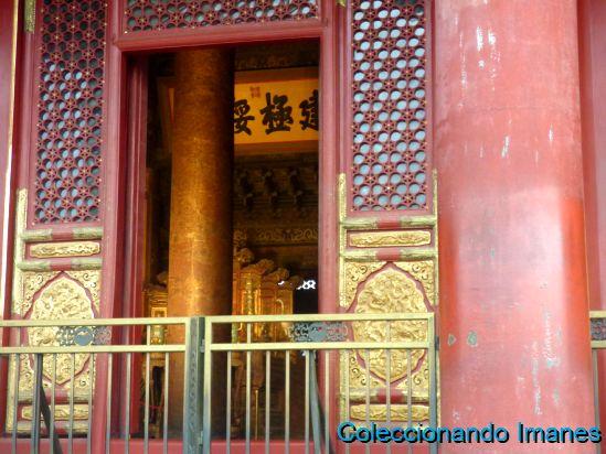 Visitar la Ciudad Prohibida Beijing China