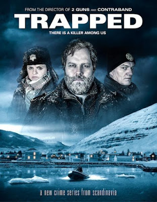 Trapped S01 DVD R2 PAL Spanish