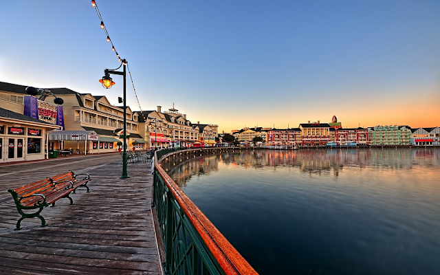 Disney's Boardwalk Resort em Orlando