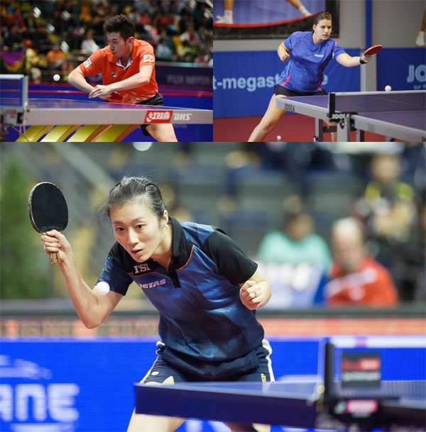Sharath Kamal and Manika Batra lead Indian pool for the inaugural edition of India's first-ever professional table tennis league