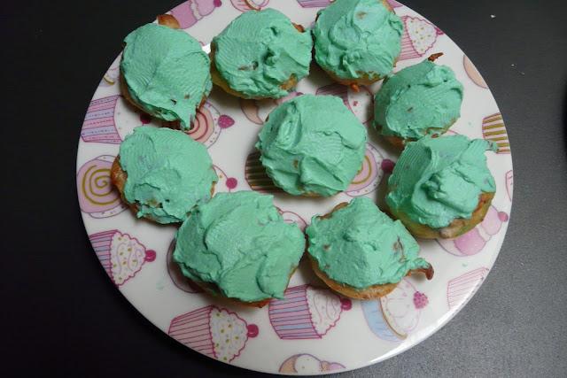 Cupcake thon wasabi
