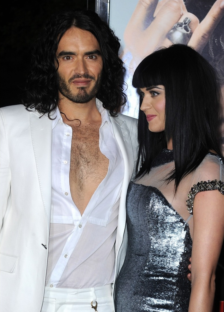 Russell Brand & Katie Perry