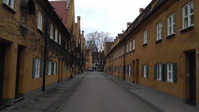 fuggerei Augsburgo