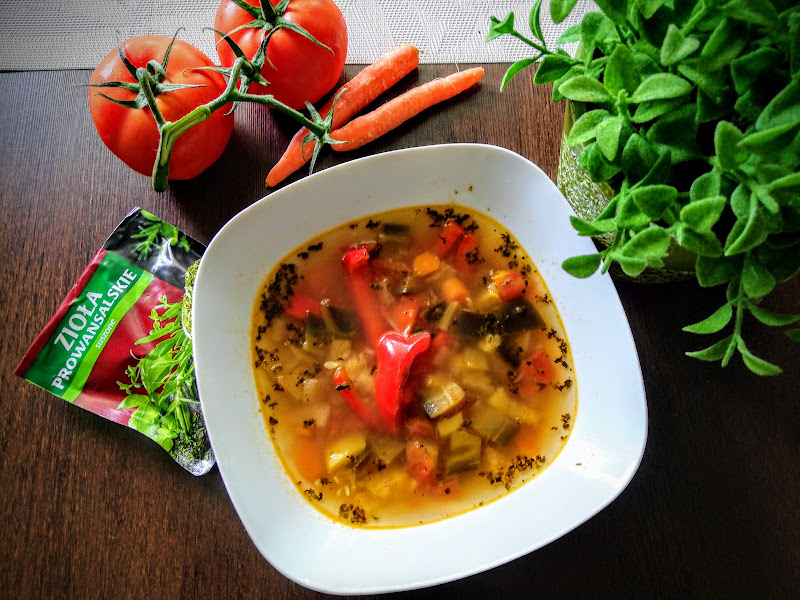Zupa prowansalska