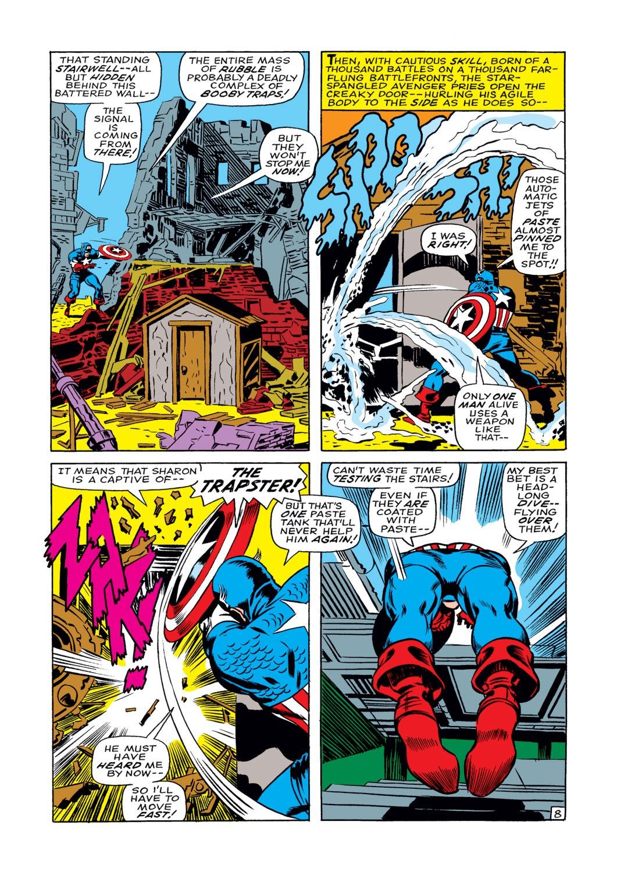 Read online Captain America (1968) comic -  Issue #108 - 9