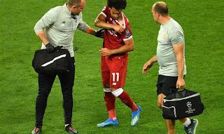 صلاح: كتفي أفضل الآن.. وسنذهب بعيدًا في كأس العالم