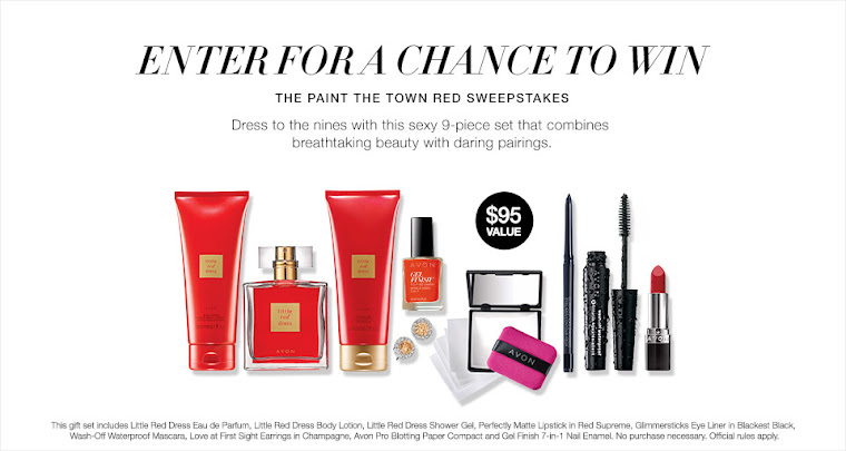 #Paint The Town #Red #Sweepstakes Enter for a Chance to #Win >>>
