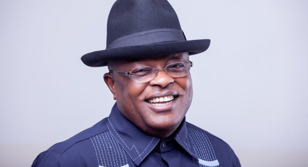 Umahi Declares Two Days Public Holiday For Voters Registration