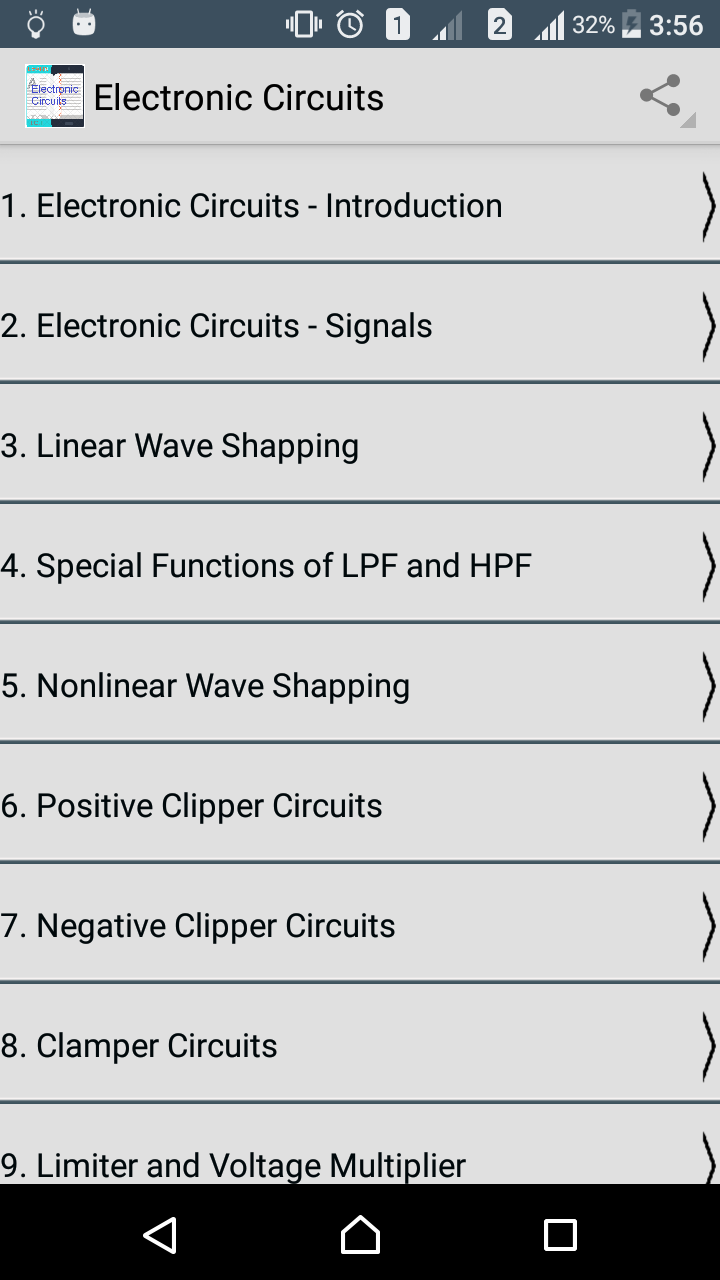 Learn electronic circuits app learning this tutorial are mostly related to the applications of diodes the components mentioned in basic electronics tutorialhave their applications seen here baditri Choice Image