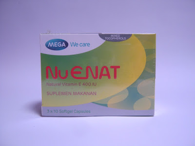 Vitamin E 400 IU Kunci Untuk Kesuburan Wanita