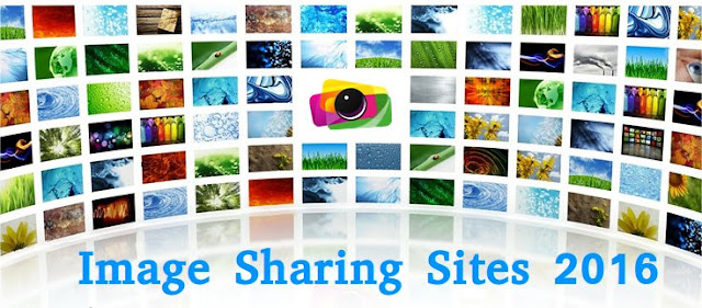 Image Sharing Sites 2016 | The backlinks Sites