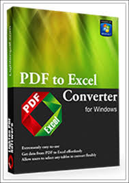 Lighten PDF to Excel Converter Portable