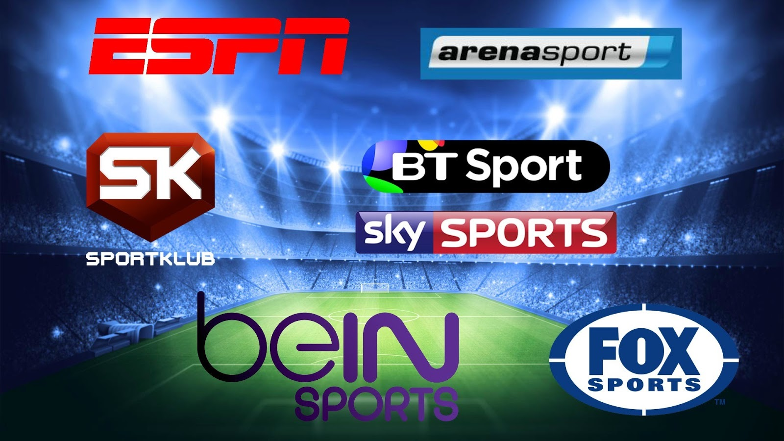 Online live streaming for sports channels 24 7 bein for Sky sports 2 hd live streaming online free