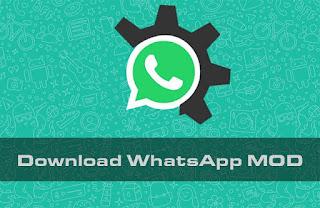 Download Whatsapp Mod terbaru