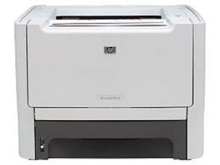 Image HP LaserJet P2014n Printer