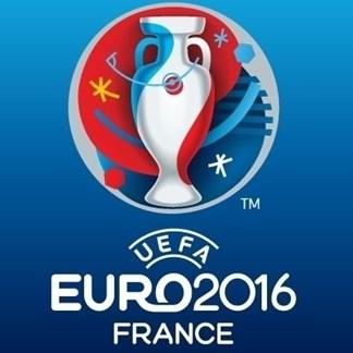 Logo UEFA EURO 2016 France [image by www.uefa.com]