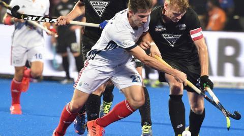 Hockey World Cup 2018 | New Zealand vs France
