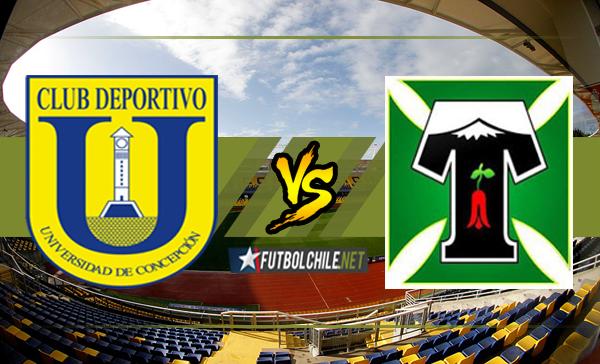 Universidad de Concepción vs Deportes Temuco