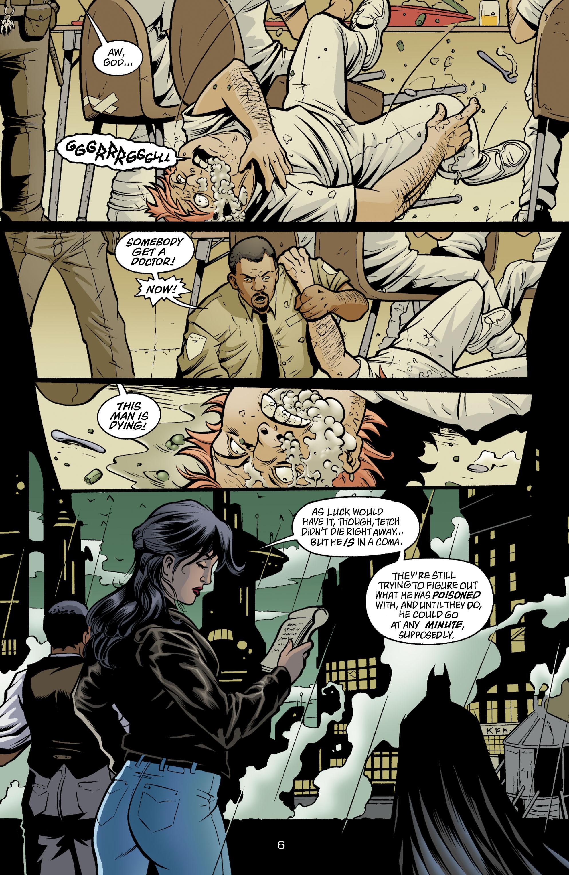 Detective Comics (1937) 780 Page 6
