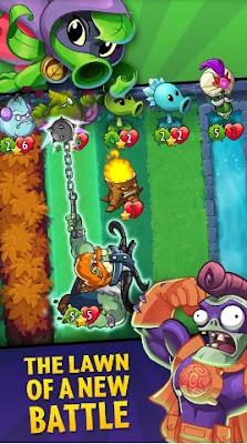 Plants vs. Zombies Heroes Mod Apk Download (Unlimited Sun Money)