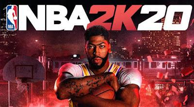 NBA 2K20 Mobile Mod Apk + Data Download