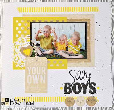 Silly Boys!