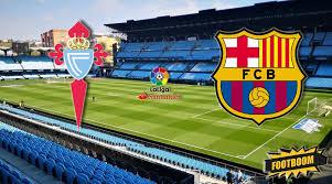 Сельта - Барселона СМОТРЕТЬ ОНЛАЙН БЕСПЛАТНО 27 июня 2020 (ПРЯМАЯ ТРАНСЛЯЦИЯ) в 18:00 МСК.