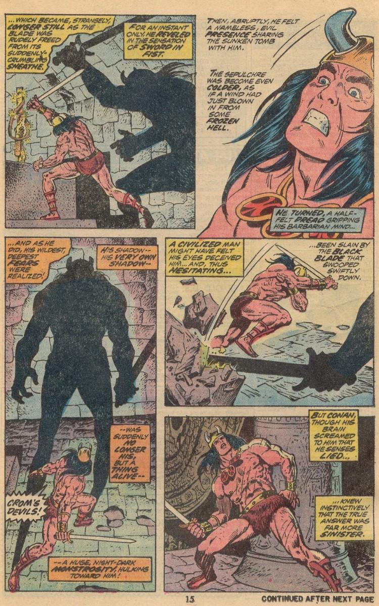 Conan the Barbarian (1970) 31 Page 11