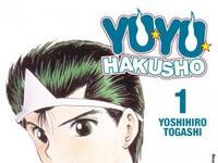 Resenha Yu Yu Hakusho Nº1