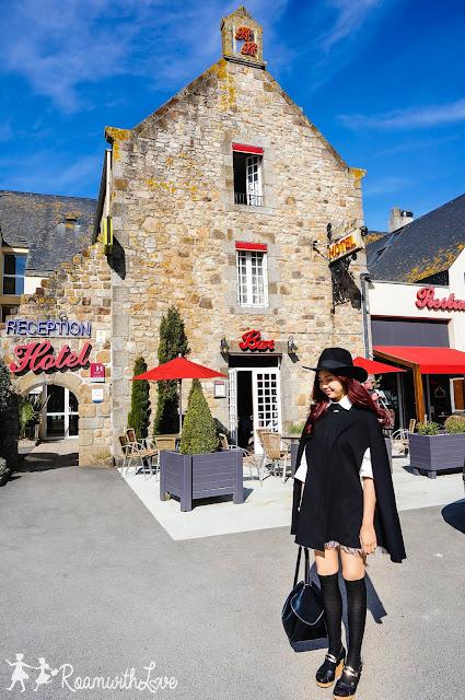 Honeymoon, review, france, Mont Saint Michel, รีวิว,ฮันนีมูน,ฝรั่งเศส,มงแซงมิเชล,สวีท,ทริป,ปราสาท,มินาสทิริธ,the lord of the rings,Minas Thirith,โรงแรม