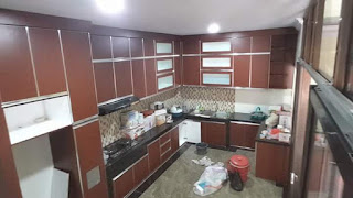 Gambar kitchen set Murah model G. jakarta
