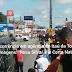 Ocorrência policial na Tomaz Landim em frente ao Itaú