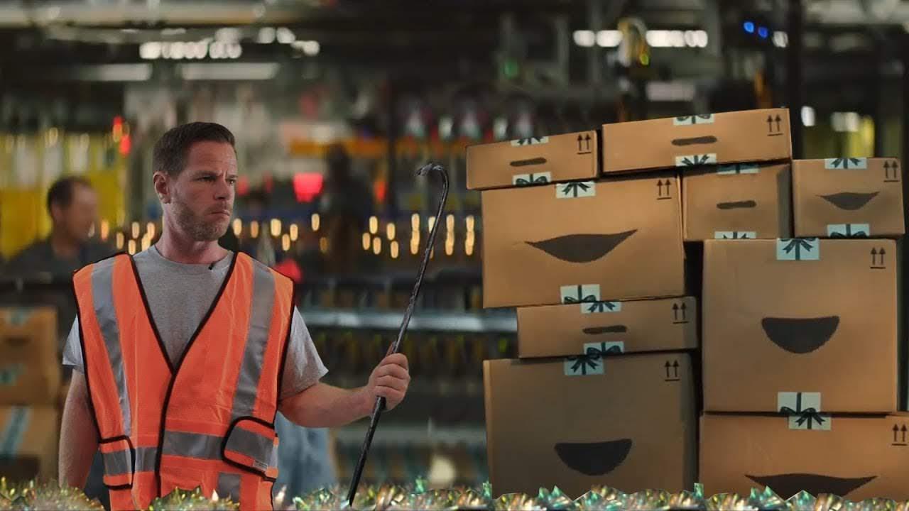 If Amazon's Can You Feel it Commercials were Real ? : もし、Amazon の CM が現実だったら、むしろ、こうするしかないだろう…というパロディのショート・フィルム ! !