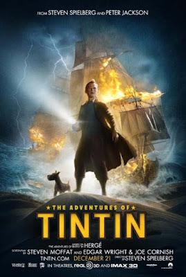 Sinopsis The Adventures of Tintin [The Secret of the Unicorn] (2011)