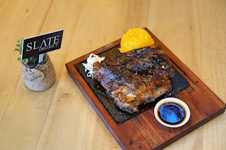 Slate district's Humongous Grilled Baby Back Ribs