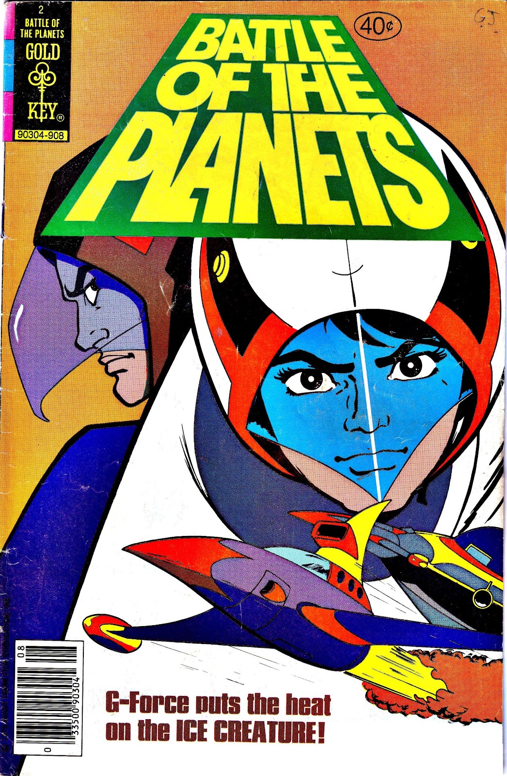 Battle of the Planets (1979) 2 Page 1