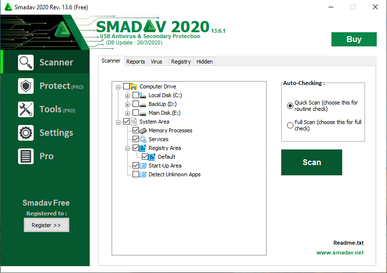 Smadav 2020 Rev 13.8