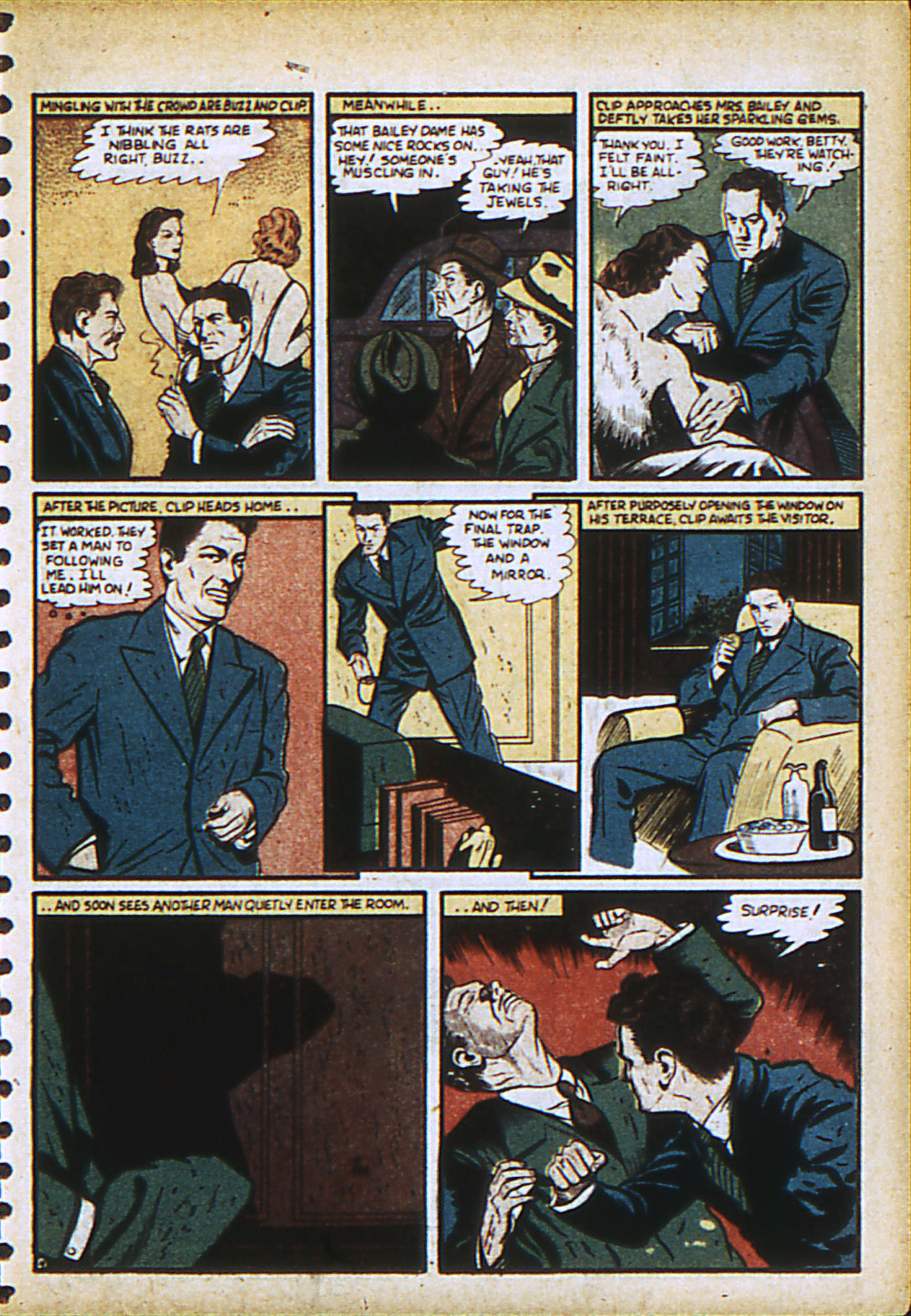 Read online Action Comics (1938) comic -  Issue #28 - 52